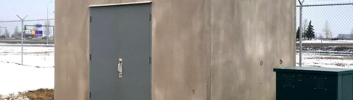 Precast Concrete Modular Buildings